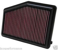 KN AIR FILTER (33-2468) REPLACEMENT HIGH FLOW FILTRATION