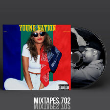 Dom Kennedy - Young Nation Mixtape (Full Artwork CD Art/Front Cover/Back Cover)