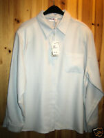 Oscar B Ladies outsize blouse shirt style button front sizes 12-22 stripe fabric