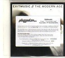 (DR975) Exitmusic, The Modern Age - 2012 DJ CD