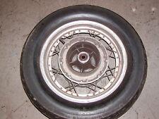 Honda CMX 450 Rebel rueda trasera rear wheel