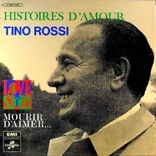 Tino Rossi - Histoires D'Amour - LP - washed - cleaned - # L 1330