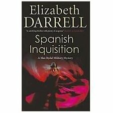 Spanish Inquisition (Max Rydal)-ExLibrary
