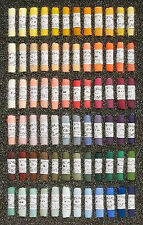 Unison Artists Pastel Box Set - 72 Portrait Colours