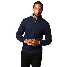 Van Heusen- Spectator Zip Neck Pullover Shirt Men's 2Xl $65 Nwt