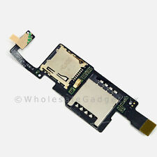 USA HTC Mytouch 4G Sim Tray SD Card Reader Connector Holder Socket Repair Parts