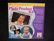 NEW IN BOX Discovery Toys Decorative Photo Product Kit (B743)sl