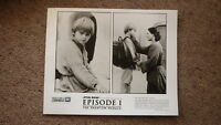 STAR WARS THE PHANTOM MENACE EPISODE I ORIGINAL PRESS PHOTO, LUCAS FILMS 1