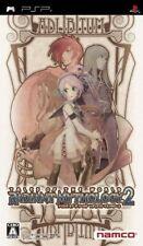 PSP / Playstation Portable - Tales of The World: Radiant Mythology 2 JAP mit OVP
