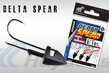 Paket Jigrute Kopf Hayabusa Delta Spear