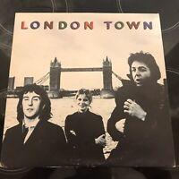 RARE VINYL - WINGS LONDON TOWN