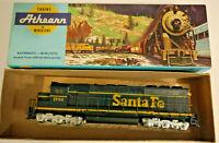 HO scale Athearn Santa Fe  SD-45 Diesel Locomotive   no 1762