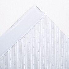 "Crown Vinyl Carpet Runner CWNCP0312CL Vinyl, 36"" x 12 ft, Clear PROTECTS CARPET"