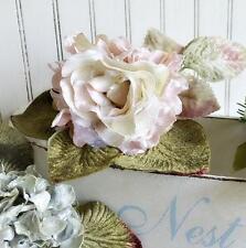 Velvet Posy by Miss Rose Sister Violet. velvet flower posy. millinery flowers.