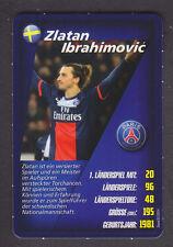 Real - Welt Fussball Stars 2014 - Zlatan Ibrahimovic - Paris Saint-Germain