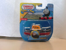 Thomas and Friends Take-n-Play Captain 2014 Diecast Metal Brand New