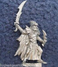 1999 DARK ELF Corsair 2 Games Workshop elfes armée drow WARRIOR WARHAMMER D&D GW
