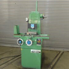 Brown Amp Sharpe 612 Valumaster Precision Roller Way Hand Feed Surface Grinder