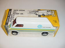 1/16 Vintage South Central Bell Delivery Van by ERTL NIB! Fred Ertl Collection