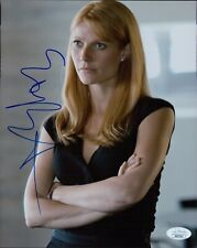 Gwyneth Paltrow Iron Man Actress Signed 8x10 Matte Photo JSA Authenticated