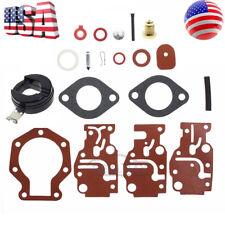 Carburetor Carb Repair Kit for Johnson Evinrude 439073 0439073 6 8 9.9 15 20 hp