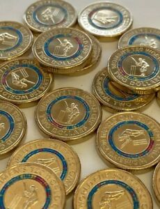 🌟2020 Special Edition $2 DOLLAR COIN - New Australian Gold Coin 🇦🇺 UNC AUS