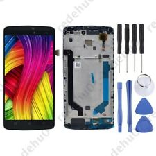 For Lenovo K4 Note A7010 LCD Touch Screen Digitizer Assembly+Frame
