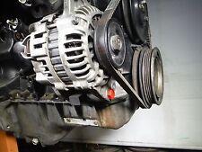 Miatamecca Lower Alternator Pivot Bolt Fits 90-93 Mazda Miata MX5 M10x100x1.25mm