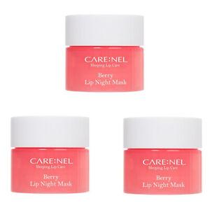 CARENEL Lip Sleeping Mask 5g 3pcs Renewal
