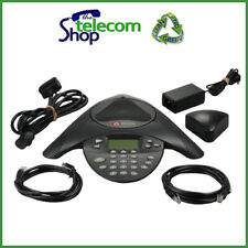 Polycom IP 4000 Conference Telephone in Black - 2201-06642-601