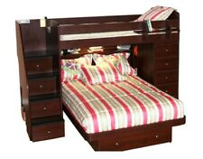 Berg Sierra Space Saver Twin Over Full Bed