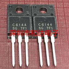 .B83.3 TO220-F IC Circuits Intégrés transistor C6144 ou 2SC6144 TO-220-F