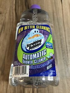 Scrubbing Bubbles Automatic Shower Cleaner Refill!  Refreshing Spa
