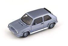 "VW Golf MkI Kamei X1 Body Kit ""Blue Metallic"" (Spark 1:43 / S3212)"
