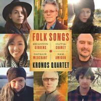 Kronos Quartet - Folk Songs [New CD]