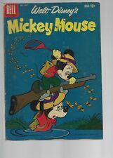 Walt Disney's Mickey Mouse #63  reader