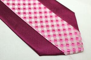 LA CORONA Silk tie Made in Italy F17590