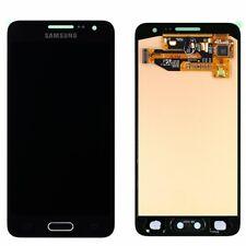 Genuine Samsung Galaxy A3 (2015) A300F LCD Digitizer Touch Screen Display Black