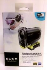 Sony (HDR-AS-15) Action Cam with Built-in Wi-Fi Pre-Owned / Original Box