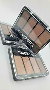 (3) CoverGirl Enhancers 4 Kit Eyeshadow #265 Sheerly Nudes