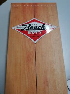 "The BEACH BOYS ""Thirty Years Of The Beach Boys"" Good Vibrations 5-CD-Longbox + B"