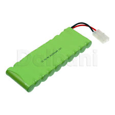 Rechargeable Battery Ni-MH AA with Cable 2 Pin 12V 2500mAh