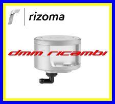 Serbatoio Olio Freno/Frizione Moto RIZOMA NEXT CT127 con attacco laterale Grigio