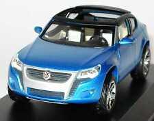 NOREV 1:43 VW CONCEPT A SUV BLAU BLUE METALLIC 9,5 cm
