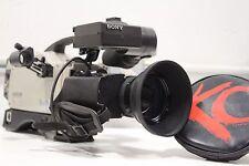 Sony DXC-3000A 3CCD Professional Video Camera + Fujinon Macro ERM88 f1.7/9-108mm