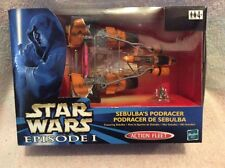 Sealed Galoob Star Wars Episode 1 Action Fleet - Sebulba's Podracer - Hasbro