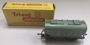 Triang Railway Grain Wagon (B85040) 20T 9-13 T/T Gauge, Boxed, Unused Vg