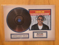 Coolio 2015 Panini Americana Certified Silver Albums Gangsta's Paradise  #3
