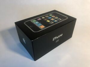 RARE Apple iPhone 1st Generation 2G 16GB Black (AT&T) A1203 GSM