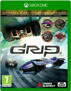 Grip Combat Racing: Rollers Vs Airblades Ultimate Edition Xbox One - NEW SEALED